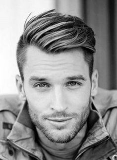 Find This Pin And More On Handsome Men Face By Kiriller Style.