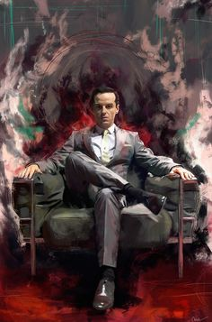 Jim by Namecchan on deviantART.com  This is my favourite Moriarty fanart till…