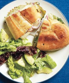 Turkey and Pesto Panini Recipe
