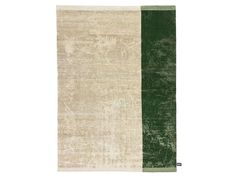Rectangular striped wool rug DIPPED SCRATCH | Striped rug by cc-tapis ®