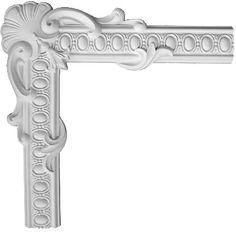 decorative molding corner