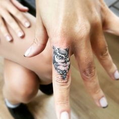 Ideas for finger tattoos