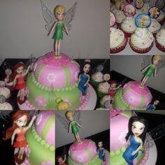 Torta Tinkerbell Pedidos 153-025-3160