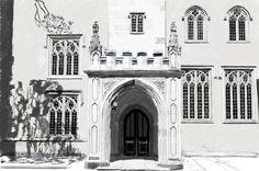 Ashton Court Doorway
