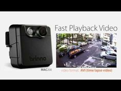 Brinno MAC200 Outdoor Security Camera /w 14 month Battery