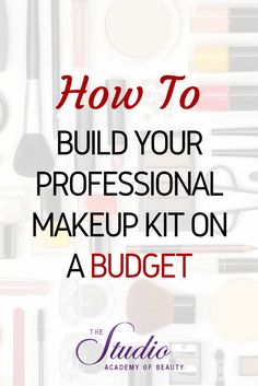If you're fresh from cosmetology school, the first step to becoming a successful makeup artist is to build your own makeup kit. The task can be easier than you think with our tips! Typically, the key to being successful is doing your own product research and comparison.