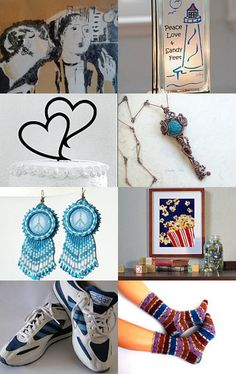 Art from the Heart - An Appreciation Treasury by Sandy Cervera on Etsy--Pinned with TreasuryPin.com