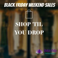 Dulce Vida Clothing Co. Black Friday Weekend Sales! Use code: BLACKFRIDAY and get up to 80% off! www.ShopDulceVida.com . . . . . #New #Sale #Limited #Luxury #Hot #Pink #Black #Blue #White #Red #Fashion #Trends #Style #dress #trend #dresses #freeshipping #colombia #usa #venezuela #panama #Brazil #latina #shoponline #onlineshopping #handbags #shoes #fashiontrends #bags #herbalife