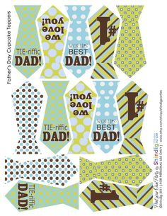 Fathers Day Free Printable Banner
