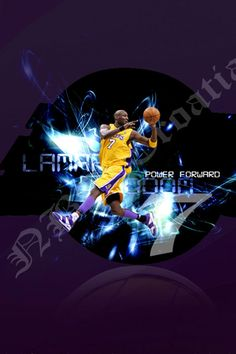 Los Angeles Lakers Lamar Odom Android Wallpaper HD cafe82934017