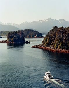 Photo Slideshow of Alaska's Southeast Islands : Condé Nast Traveler  Sitka