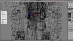 Sloth Robot 3d design - Timelapse video