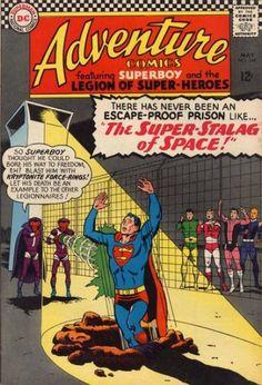 Adventure Comics (Volume) - Comic Vine