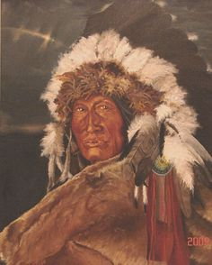 Sioux Chief by timetocrow, via Flickr