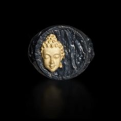 "Capitan ""The Buddha"" Men's Ring #buddha #mensfashion"