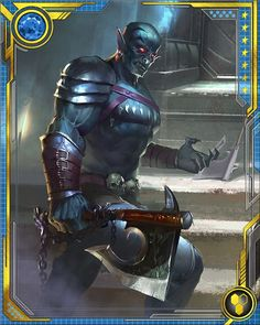 RPGOTG - [Frost Giant] Laufey+