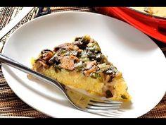 Cazuela de hongos y elote - Recetas de cocina mexicana