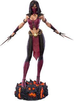 Mortal Kombat X - Mileena 1/3 Scale Statue