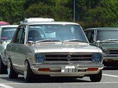 Datsun Sunny B110