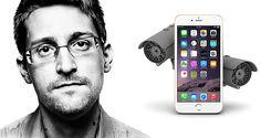 EDWARD SNOWDEN HA CREADO UN PROTECTOR DE IPHONE QUE ES TAMBIÉN UN PROTECTOR DE LA PRIVACIDAD, UN...