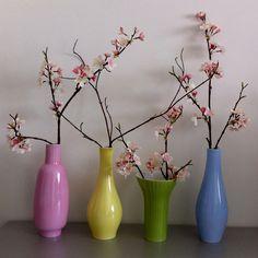 Augarten Wien Fifties vases   Artedona.com
