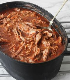 Easy Cooking, Cooking Recipes, Homemade Aioli, My Favorite Food, Favorite Recipes, Pulled Pork Recipes, Danish Food, Healthy Slow Cooker, Swedish Recipes