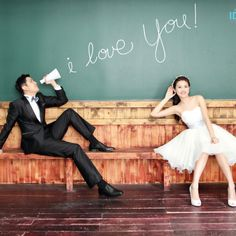 trendy ideas wedding photography studio photographs 33 most pinned heart wedding photos Pre Wedding Poses, Pre Wedding Shoot Ideas, Wedding Couple Poses, Pre Wedding Photoshoot, Wedding Pics, Wedding Couples, Trendy Wedding, Korean Couple Photoshoot, Romantic Couples