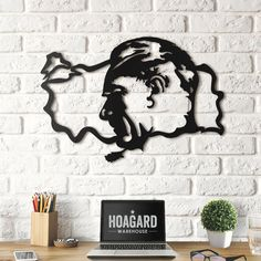 Grafik Design, Wall Sculptures, Mug Designs, Wood Design, Plexus Products, Wall Art Decor, Amazing Art, Wall Decals, Home Accessories