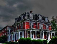 Blomidon Inn, Wolfville , Nova Scotia