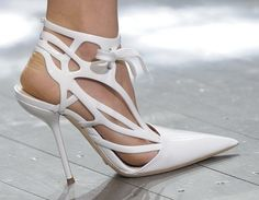 Dior shoes spring summer 2014