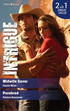 """Read """"Midwife Cover/Purebred"""" by Cassie Miles available from Rakuten Kobo. Midwife Cover by Cassie Miles FBI agent Brady Masters thought his mission to infiltrate the Lost Lamb Ranch was about to. Romance Novel Covers, Romance Novels, Cassie, Books To Read, Reading, Book Covers, Kindle, Contemporary, Amazon"""