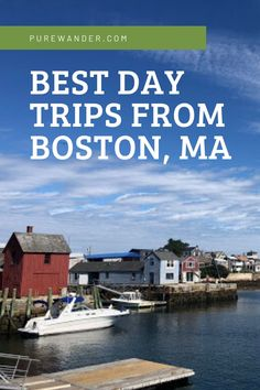 Growing up just outside of the city, I like to think I have perfected the art of day trips from Boston, MA. While the city itself is wonderful, it can be nice to hop in the car and explore a bit further out. Particularly in nicer weather, a day trip is just what the doctor ordered! #Boston #MA #DayTrip
