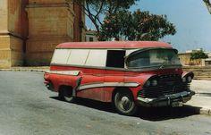 1958 Bedford (rare)