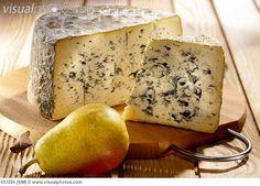Bleu d'Auvergne cheese