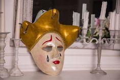 """Венецианская карнавальная маска «Listero"""" – купить в интернет-магазине на Ярмарке Мастеров с доставкой"""