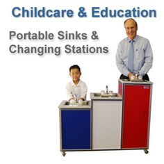 our most popular lines of portable sinks for childrens. perfectly suited for preschools, kindergartens and child care centers. Come in a variety of height and bowl options and are built with solid aluminum frames and durable plastic panels.