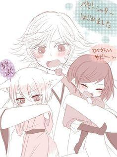 Kamisama Kiss- Mizuki, Tomoe, Nanami #Anime