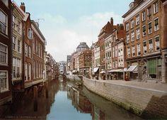 Door deze prachtige nieuwe kleurbeelden van Rotterdam kunnen we ons nu beter voorstellen hoe de stad er vóór 1940 uit heeft gezien.