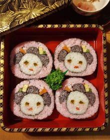 たまちゃんのにっこり寿司-舞妓はん 2013.5.15