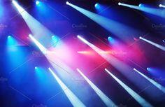 spotlight on stage background by AlexZaitsev on @creativemarket