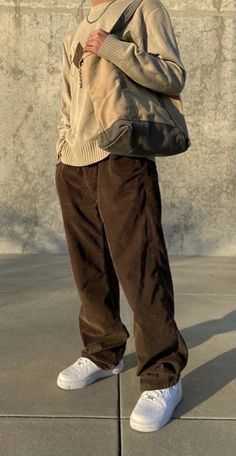 Indie Outfits, Retro Outfits, Fashion Outfits, Cute Casual Outfits, Mens Fashion Pants, Indie Fashion Men, Old Man Fashion, Stylish Mens Outfits, Mens Clothing Styles