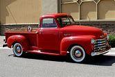 Image result for 1950 Truck Vintage Pickup Trucks, Old Pickup, Vintage Cars, Antique Cars, Chevrolet 3100, Barrett Jackson Auction, Old School Cars, Gm Trucks, Collector Cars