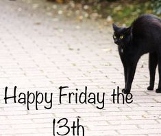 Happy Friday The 13th, Creepy Houses, Spook Houses