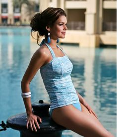 I just LOVE the colour of this gorgeous Keita Tankini! Makes me want to get out the world map and circle which island to go visit! Coming?? ~ Jade - ECommerce Manager, Jamu Australia  Which tankini is your favourite? Go check out the range and get back to us!  #mastectomy #swimwear