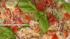 """La ricetta della panzanella di Anna Moroni del 18 maggio 2016, a """"La prova del cuoco"""""""