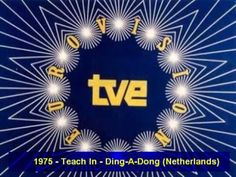 1975 - Teach In - Ding-A-Dong (Netherlands).