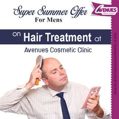 Hair Clinic in Ahmedabad is the only proven and permanent solution to overcome baldness and bring positive changes in your life. It is not wrong to say that hair transplant is 'life changer'. It not only helps people in regaining sense of youthfulness but also boosts self confidence.