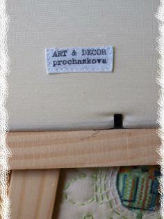 Návod na výrobu etikety na písacom stroji / prochazkov » SAShE.sk - slovenský handmade dizajn