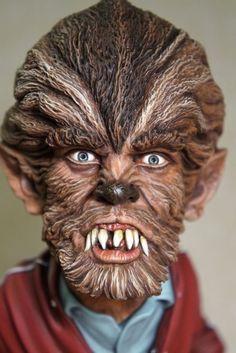 IN STOCK! I Was A Teenage Werewolf Superdeform Resin Model Kit  #Lambertartworks