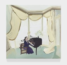 """Genive Figgis   Eline's Song...'""""Artist Brings Back Rococo Painting And Leaves It Out To Rot"""" ~ Huffington Post"""